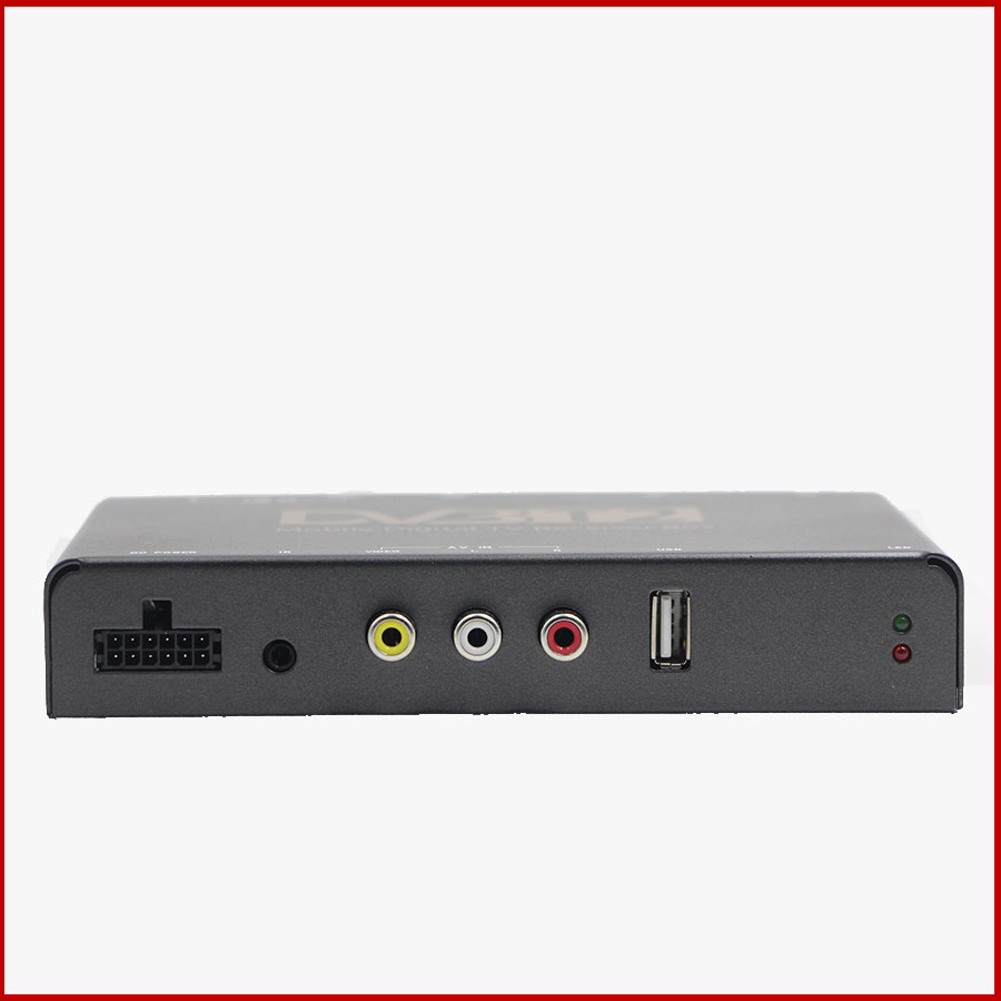 DVB-T2 car TV box
